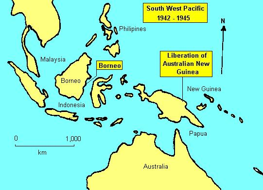 South West Pacific