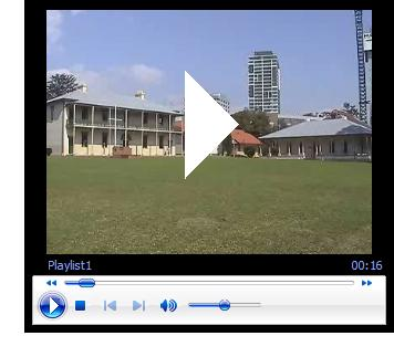 Play Tour of Lancer Barracks and Museum Video
