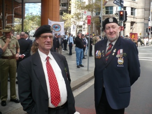 Lancers ANZAC Day 2009