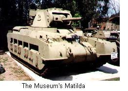 The Museum's Matilda