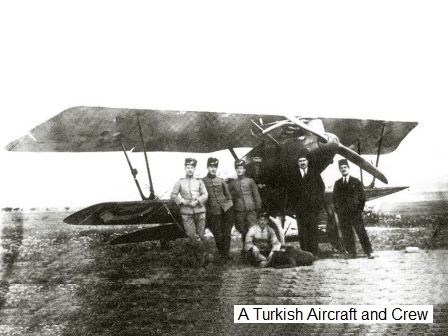 Turkish Aircraft and Crew