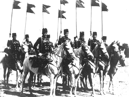 Turkish Lancers