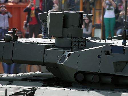 Russian Armata MBT