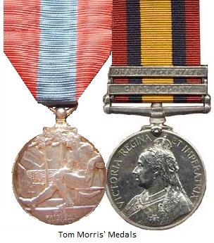 Tom Morris Medals